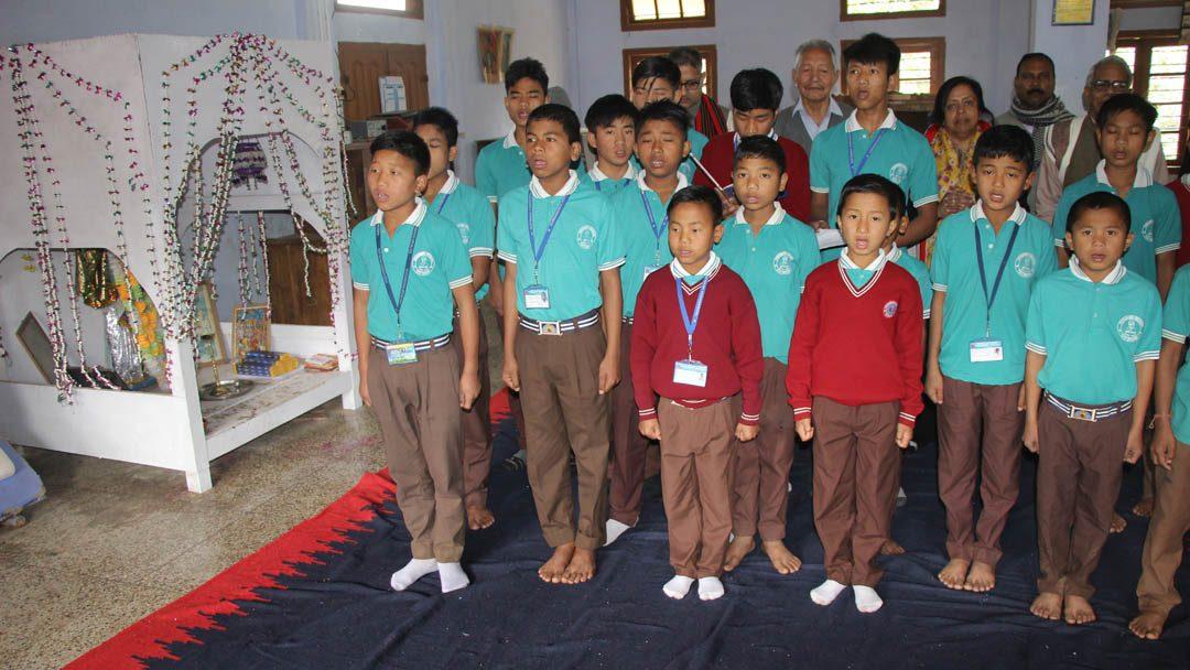 SAC North-East Hostel Visit