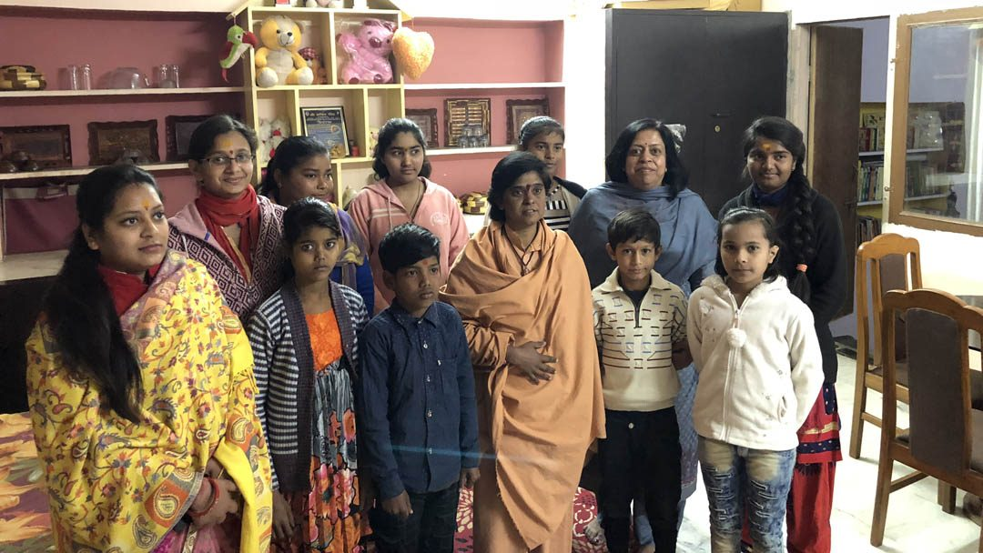 SAC Shri Shakti Peeth Jamdoli Hostel Visit