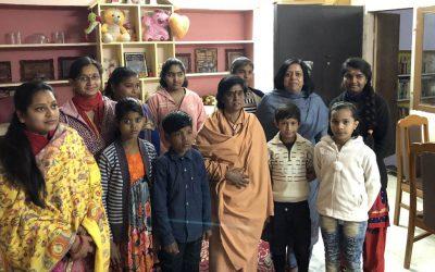 Visiting Shri Shakti Peeth Jamdoli
