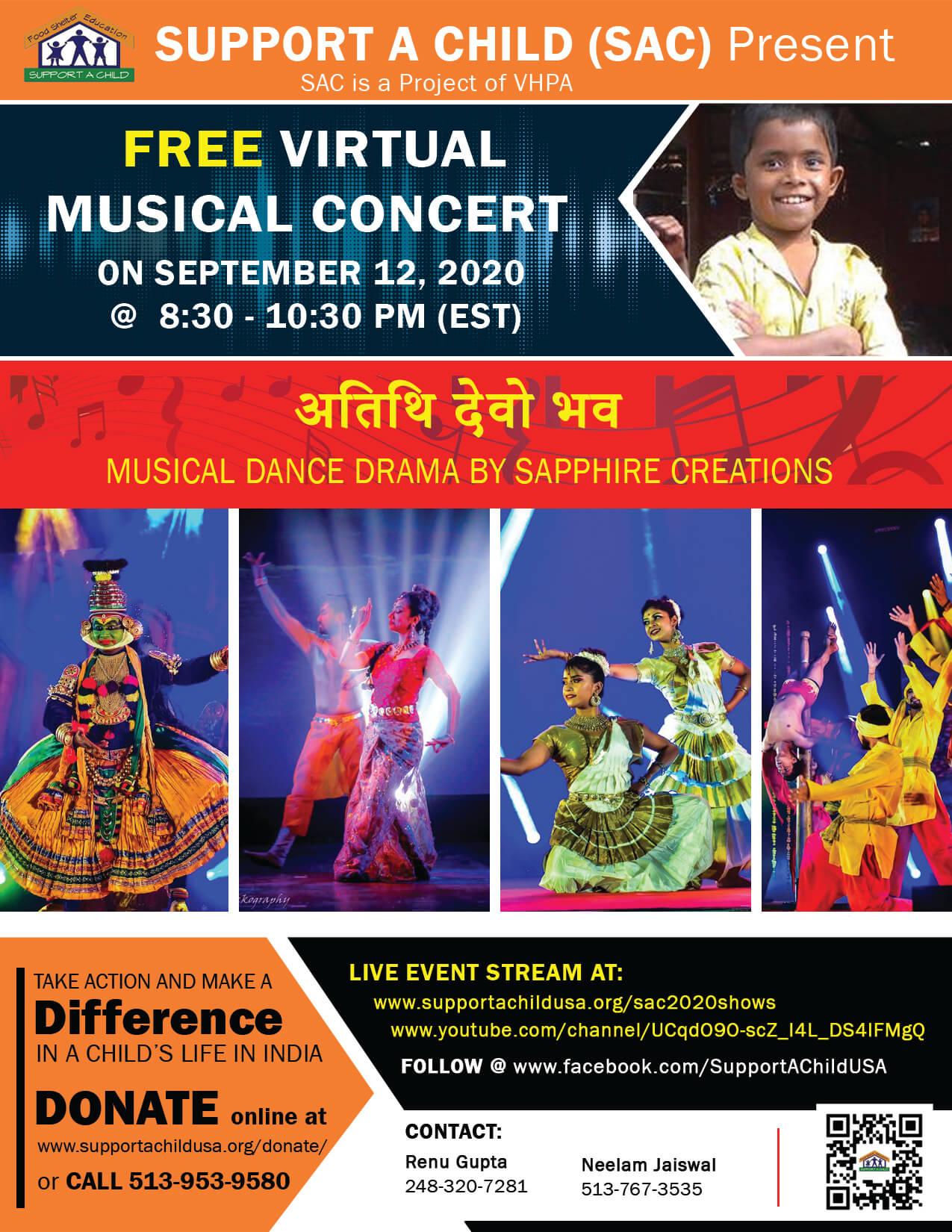SAC 2020 Dance Show