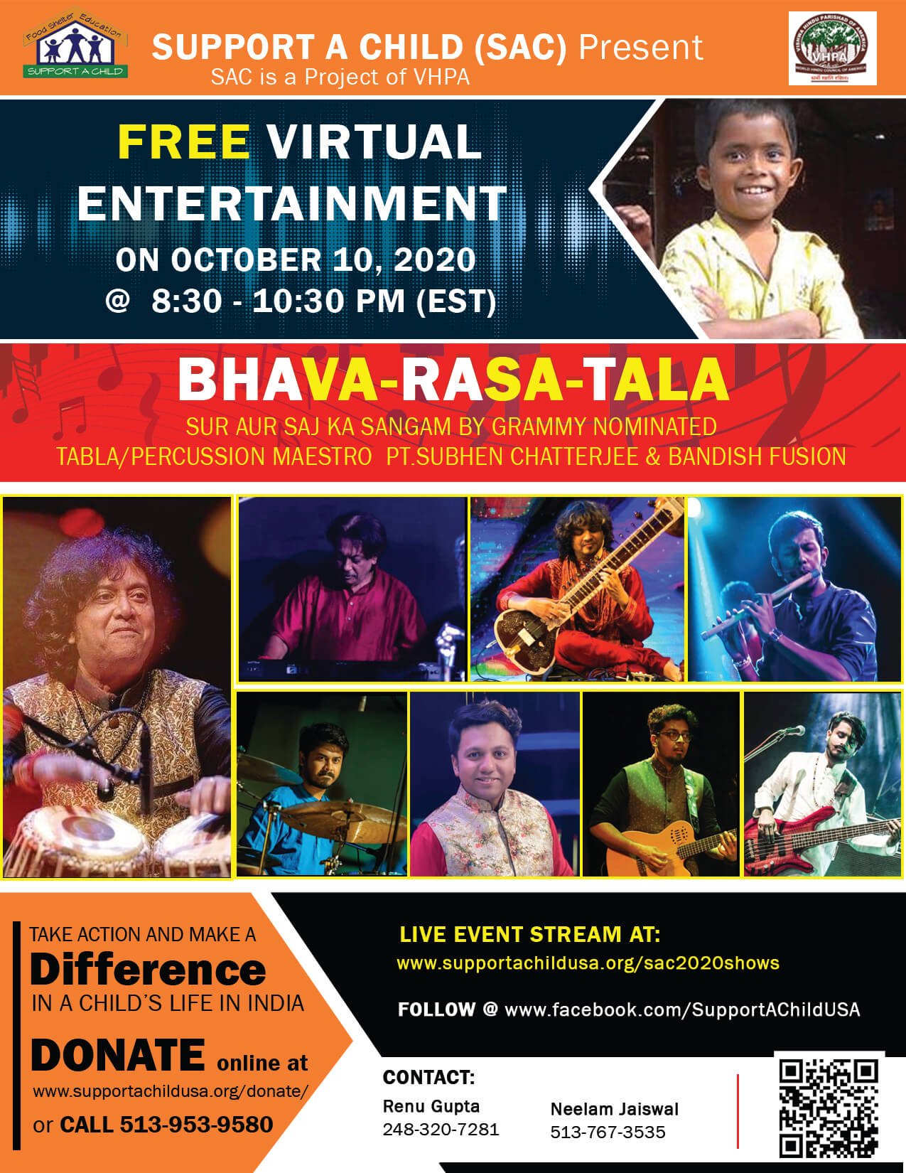 Bhava-Rasa-Tala-Show