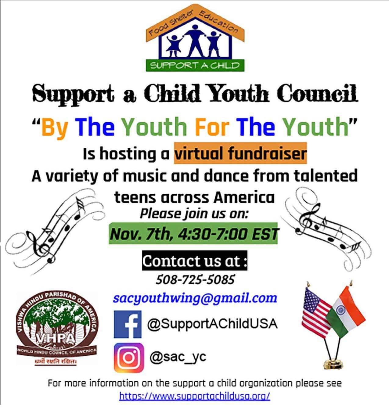 SAC Youth Council Virtual Show